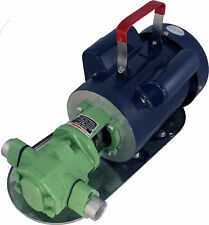 Power Wcb30 Mini Gear Oil Pump 8 Gpm 34 Wmo Wvo Biodiesel Motor Fuel Transfer