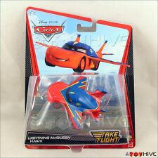Disney Pixar Cars Take Flight - Lightning McQueen Hawk diecast by Mattel