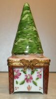 NEW Cedar no.29 Porcelain Limoges Box
