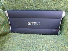 Steg K2/03 Audiophile 2 Channel Italian Made Sq Nice Amp