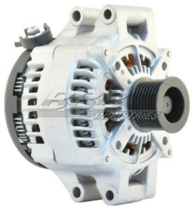 Remanufactured Alternator  BBB Industries  11496