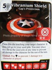 Avengers vs X-Men VIBRANIUM SHIELD Cap's Protection #128/132 rare Dice Masters