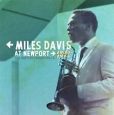 NEW Miles Davis at Newport: 1955-1975: The Bootleg Series Vol. 4 (Audio CD)