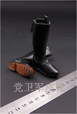 Very Hot Wwii Germany Army Officer Long Boots Type A 1/6