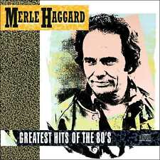 MERLE HAGGARD : GREATEST HITS OF THE 80'S (CD) sealed