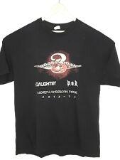 Daughtry 3 Doors Down POD 2012 North American Concert Tour T-Shirt Mens XL