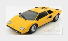 Lamborghini Countach Lp400 1974 Yellow KYOSHO 1:18 KY09531Y
