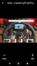 Logitech G29/G920 wheel modular phone mount