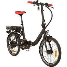 Remington City CARPETA 20 pulgadas Bicicleta Plegable Eléctrica Pedelec stvzo