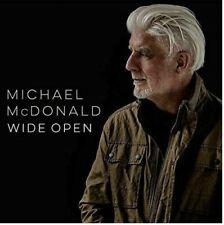 MICHAEL McDONALD - WIDE OPEN - CD *BRAND NEW & SEALED*