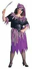 Pirate CARMEN WENCH Halloween Rubies PLUS Deluxe Costume 17201
