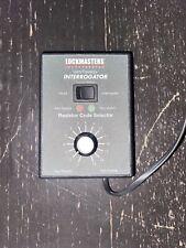 Lockmasters Interrogator Vats/Passkey Reader T4004