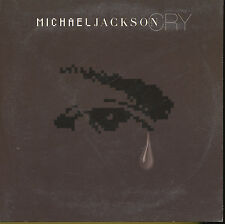 MICHAEL JACKSON CD SINGLE AUSTRIA CRY (6)