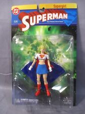 """DC Direct """"SUPERGIRL"""" Superman Action Figure *NEW* Factory Sealed"""