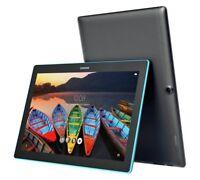 Brand New Lenovo Tab E10 10.1 Inch 16GB 2GB RAM Tablet WiFi - Black