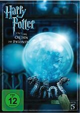 Harry Potter und der Orden des Phönix DVD NEU OVP Teil 5