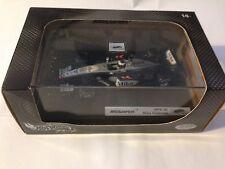 HOTWHEELS 1/43 SCALE McLAREN MP4-16 F1 CAR