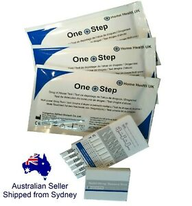 Drug Testing Kit - 5 x 7 Urine Drug Panel Test For Home Or Workplace Screening