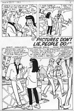STAN GOLDBERG Archie Original Art