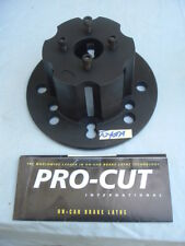#185 Used Genuine Pro-Cut 4Wd Direct Fit Brake Lathe Adapt. - On Car Model #610