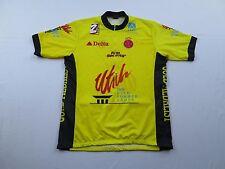 Vtg PYRO Apparel 2000 Utah Summer Games Gold Medalist Cycling Bike Jersey Sz XL