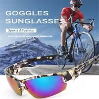Men's Outdoor Sports Driving Eyewear Polarized Sunglasses UV Protection Glasses