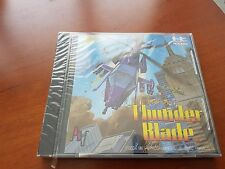 THUNDER BLADE NEC PC ENGINE TURBO DUO/R/RX/CORE HU-CARD NEW