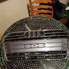 Audi A4 2017 (B9 body) Front Grill Grille, Chrome