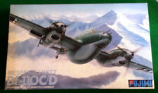 FUJIMI  MESSERSCHIMITT BF 110 C/D  SUPERDECALS E FOTOINCISIONI AIRWAVES 1/72