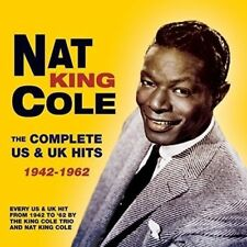CDs de música jazz Nat King Cole