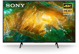 """Sony X800H Series 49"""" 4K Ultra HD HDR Smart Android LED TV - 2020 Model"""