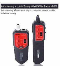 NOYAFA NF-268 Wire locator Network Telephone Cable Tracker Wire Toner Tester