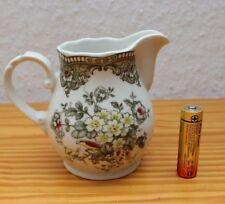Vintage Eschenbach Porzellan Ceranova Handdecorated Milchkännchen
