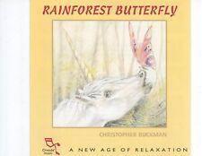 CD CHRISTOPHER BUCKMANrainforest butterflyNEAR MINTHOLAND 1994 (R0013)