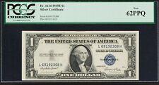Fr. 1614 $1 1935E Silver Certificate. PCGS New 62PPQ;