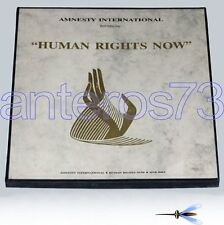 AMNESTY BOX 5 LP- CLAUDIO BAGLIONI PETER GABRIEL BRUCE SPRINGSTEEN STING