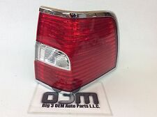 2007-2014 Lincoln Navigator RH Passenger Side Tail Lamp Light Assembly new OEM