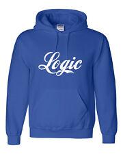 Logic Rattpack The Incredible True Story Hooded Sweatshirt RattPack Hoodie
