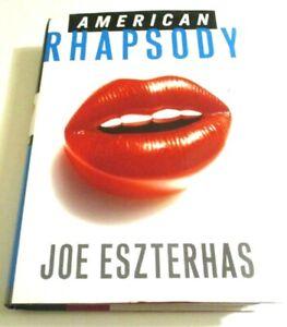 American Rhapsody by Joe Eszterhas (2000, Hardcover)