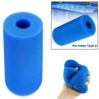 Washable Reusable Swimming Pool Filter Foam Sponge Cartridge For Intex Type A