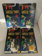 Adventures of Batman & Robin Riddler + two face Squeeze Light  - New & Sealed