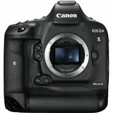 Canon EOS-1D X Mark II DSLR Camera (Body Only) - 3829C005