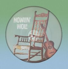 Howlin' Wolf - s/t album - NEW import 180g LP w/ bonus tracks PICTURE DISC