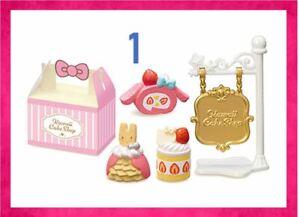 Re-ment Miniature Sanrio Kawaii Cake Shop Dessert Birthday Cake rement No.1