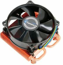 Thermolab LP53 Slim Quiet 53mm Height CPU Cooler for LGA 1155,1156 new
