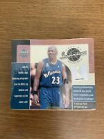 2002-03 Upper Deck Inspirations Factory Sealed NBA Basketball Hobby Box