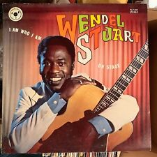 Wendel Stuart - I Am Who I Am (On Stage) - EX Penn Records - NEIL DIAMOND covers