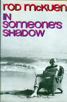 In Someone's Shadow ~ hardcover Rod McKuen 1971