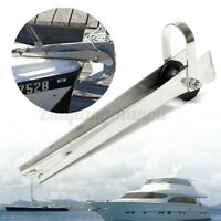 BOW ROLLER 316 Stainless Steel High Quality Polished 220mm x 85mm x 80mm Boat