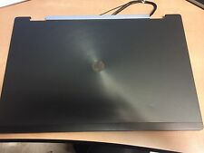 "GENUINE HP EliteBook 8560W 15.6"" Grey Laptop LCD Back Lid Cover 657408-001"